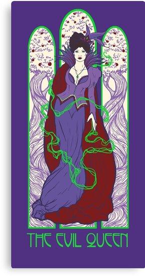 Evil Queen by Morgan Groombridge