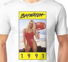 Baywatch-1991 Unisex T-Shirt