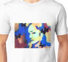 Primary Spray Unisex T-Shirt