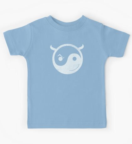 cool yin yang diablo Kids Clothes