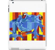 Primary Frog iPad Case/Skin