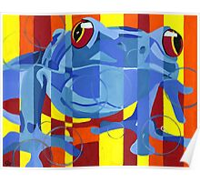 Primary Frog Poster