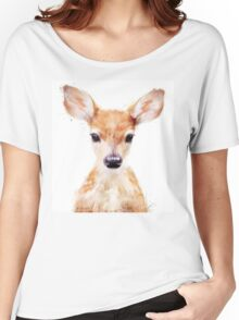 Young Deer Women's Relaxed Fit T-Shirt