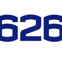 UCONN - 06269 Sticker