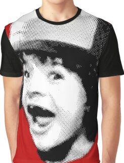 Stranger Things - Dustin Graphic T-Shirt