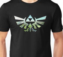 Zelda Triforce Tee Unisex T-Shirt