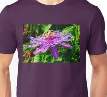 Passion Flower  Unisex T-Shirt