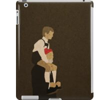 This is an adventure.  iPad Case/Skin