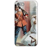 Performing Arts Posters The kings musketeer by Henry Hamilton a new version of The three guardsmen 1445 iPhone Case/Skin