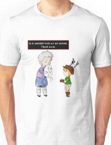 Take the cat! Unisex T-Shirt