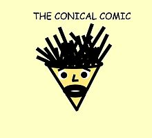 The Conical Comic (original) by Uncle McPaint