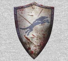 Stark Shield - Battle Damaged One Piece - Long Sleeve