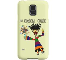 The Conical Comic Samsung Galaxy Case/Skin