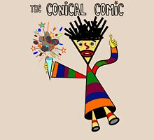 The Conical Comic Unisex T-Shirt