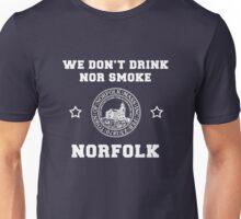 Norfolk Pride - Norfolk, MA Unisex T-Shirt