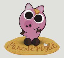 Pancake Piglet by alwayslovedcc