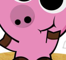 Pancake Piglet Sticker