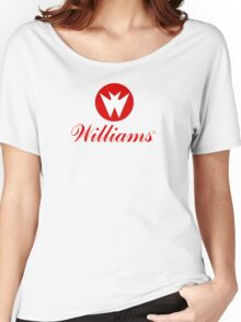 Williams pinball machines Women's Relaxed Fit T-Shirt