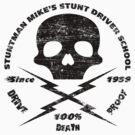Stuntman Mike Stunt Driver School by superiorgraphix