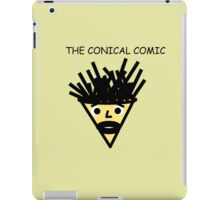 The Conical Comic (original) iPad Case/Skin