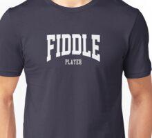 Fiddle Player Unisex T-Shirt