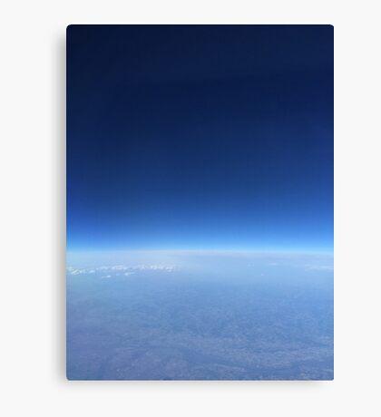 sky below Canvas Print