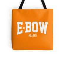 E-Bow Player Tote Bag