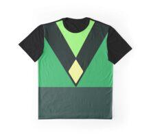 Peridot's Uniform! - Steven Universe Graphic T-Shirt