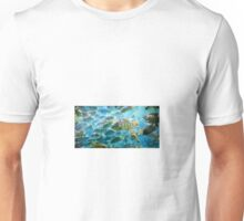Sleeping With Da Fishes Unisex T-Shirt