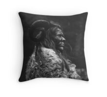 Aries - Zodiac Project Throw Pillow