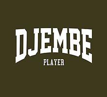 Djembe Player by ixrid