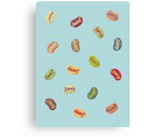 Jumpin' Jelly Beans Canvas Print