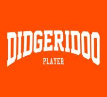 Didgeridoo Player Kids Clothes