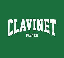 Clavinet Player by ixrid
