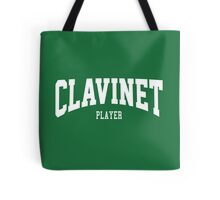 Clavinet Player Tote Bag