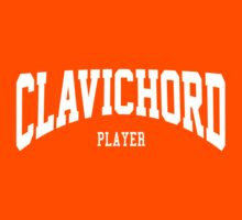 Clavichord Player Kids Clothes