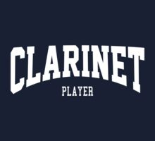 Clarinet Player Kids Clothes