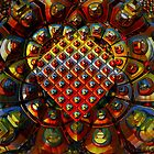 Diamond Heart by B. Brummbaer