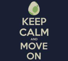 Move on! Baby Tee
