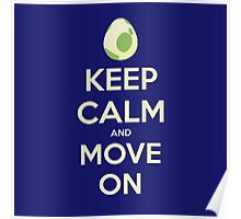 Move on! Poster