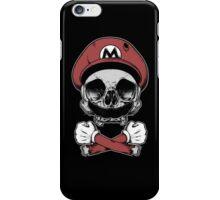 Mario Death Squad iPhone Case/Skin