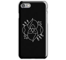 La Dispute Logo in White iPhone Case/Skin