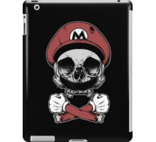 Mario Death Squad iPad Case/Skin
