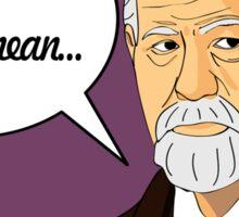 Funny science Sigmund Freud Sticker