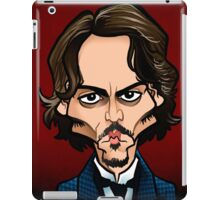 Fred Abberline (From Hell) iPad Case/Skin