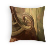 A Bit of Architecture Throw Pillow