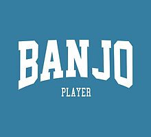 Banjo Player by ixrid