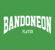 Bandoneon Player Kids Clothes
