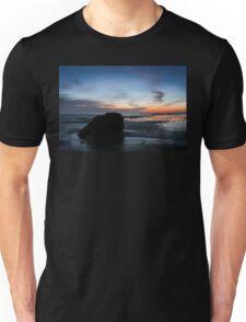 Sunset Handry's Beach Unisex T-Shirt