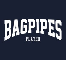 Bagpipes Player Kids Clothes